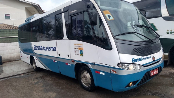 Micro-ônibus Marcopolo Senior 27 Lugares Chassi Volks Mwm