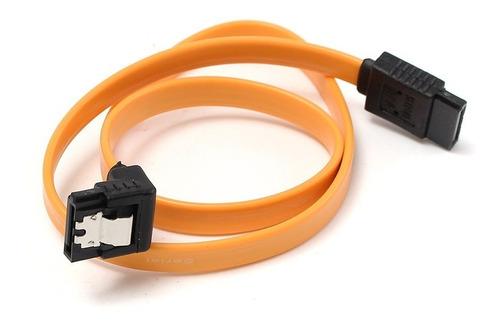 Cable Sata 3 Datos Sata 6gbps Pc Escritorio