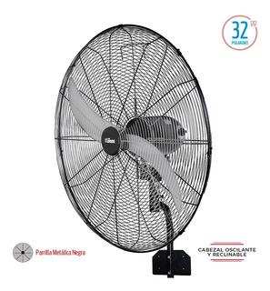 Ventilador De Pared Industrial Liliana (vwi32)