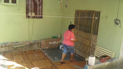 Casa Com 3 Quarto,2 Piso ,1 Banheiro,cozinha,varanda,quintal