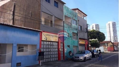 Sobrado Com 5 Dormitórios À Venda, 180 M² - Lagoa Nova - Natal/rn - So0002