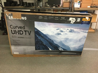 Samsung Curve Tv 65inch Original