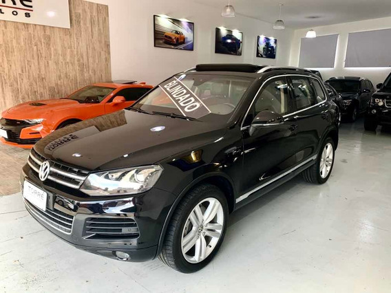 Vw Touareg 4.2 V8 Blindada Cart