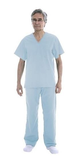Ambo Escote En V Tela Arciel Marca Suedy Uniformes Medico