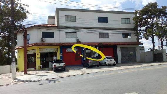 Sala Comercial Próximo Ao Centro E Prefeitura De Cotia - Sa0156