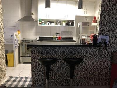 Apartamento Com 2 Dormitórios À Venda, 80 M² Por R$ 480.000 - Jardim Tarraf Ii - São José Do Rio Preto/sp - Ap0583