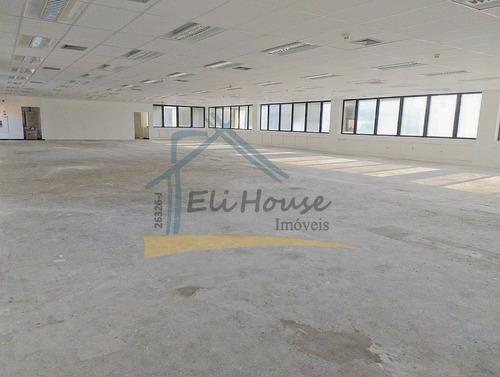 Imagem 1 de 9 de Eli House Imóveis - 26326j - Conjunto Comercial 1.578,54 M² - Chácara. St. Antonio, São Paulo - Sa00123 - 69567291