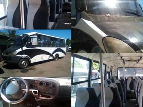 Camioneta Marca Iveco Sincronico 27puestos
