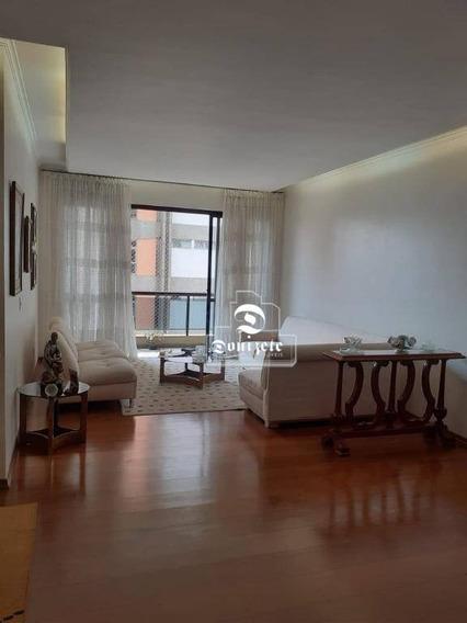 Apartamento Com 4 Dormitórios À Venda, 156 M² Por R$ 699.000 - Centro - Santo André/sp - Ap13482