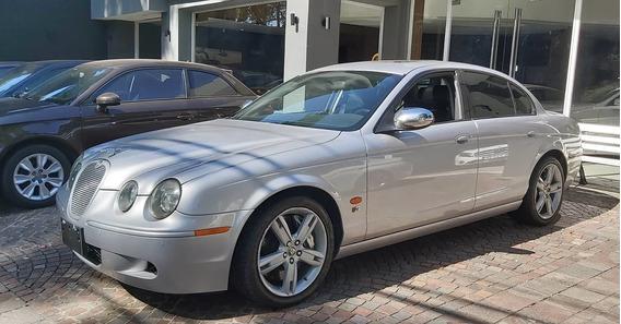 Jaguar S-type 4.2 V8 Se Unico!!!!! Oportunidad