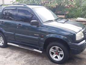 Chevrolet Tracker - 2001 - Diesei - 4x4 - Turbo Intercooler