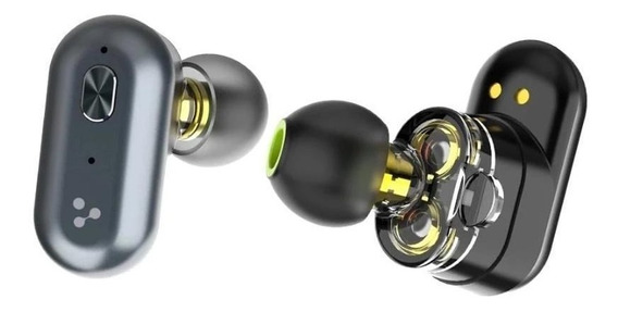 Fone Bluetooth Melhor Que Bwfye7 - Syllable S101 Bateria 7h