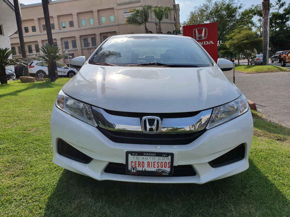 Honda City 4 Pts. Lx Manual