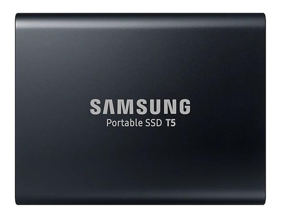 Disco sólido externo Samsung T5 MU-PA1T0 1TB preto