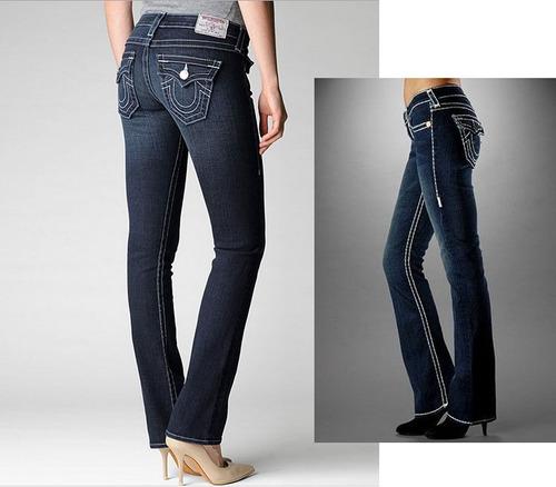 Pantalones Jeans True Religion Dama Varios Modelos Mercado Libre