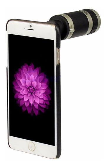 Lente De Aumento Fotografia 8 X Zoom iPhone 6 E 6s