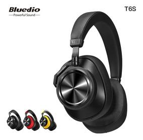 Promoção Headphone Bluetooth Bluedio T6s Original Lacrado