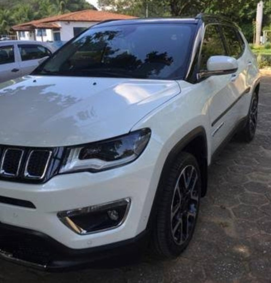 Jeep Compass Teto Panora. Pan Único Dono 2018 Com Opcionais