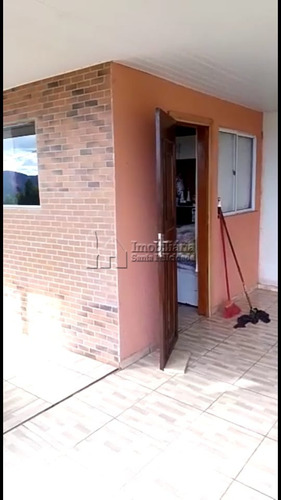 Chácara Com 2 Dormitórios À Venda Com 21000m² Por R$ 220.000,00 No Bairro Ribeirinha - Rio Branco Do Sul / Pr - 244