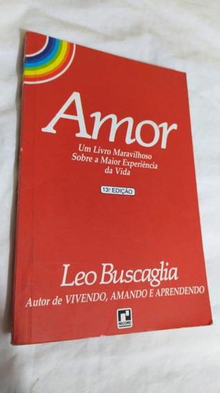 * Livro - Amor - Leo Buscaglia