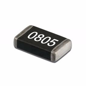 100pçs Resistor Smd 0805 10k 5%