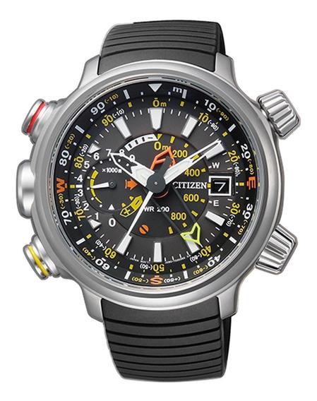 Relógio Citizen Masc. Eco Drive Altichron Titaniun Tz30357y
