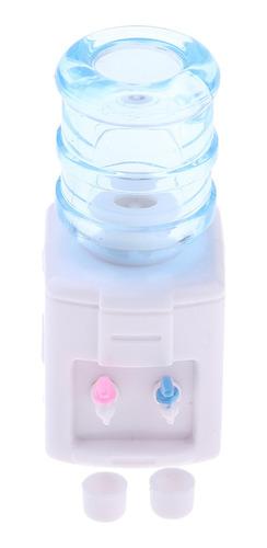 Imagen 1 de 7 de 1 / 12dollhouse Miniatura Enfriador De Agua De Plástico