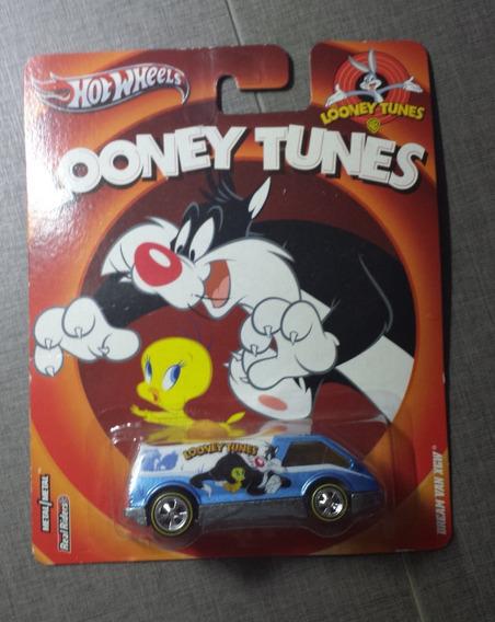 Hot Wheels Looney Tunes Piu Piu E Frajola Dream Van Xgw
