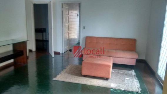 Casa Comercial Para Venda E Locação, Vila Santa Cruz, São José Do Rio Preto. - Ca1453