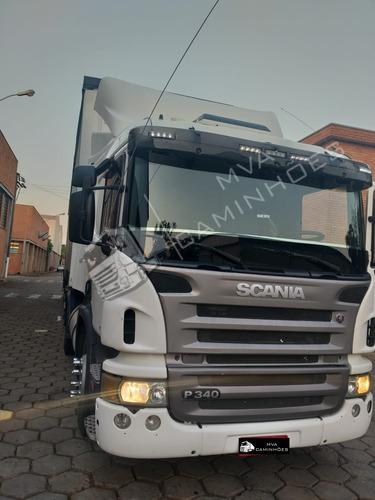 Caminhão Scania P 340 4x2 T