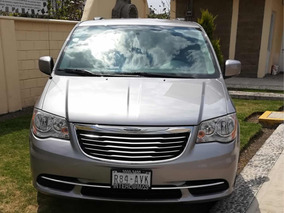 Chrysler Town Country Lx Aut Ac 2014