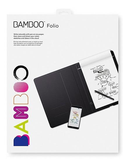 Folio Inteligente Wacom Bamboo Small Envio