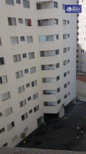 Imagem 1 de 30 de Apartamento Residencial À Venda, Vila Augusta, Guarulhos. - Ap3123