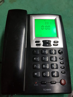 Teléfono Análogo Tc-8400 Modernphone Usado