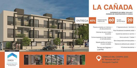 Edificio La Cañada - Venta Departamento