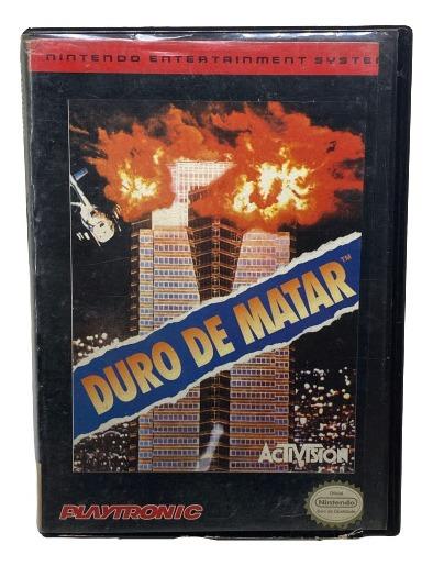 Jogo Die Hard - Nes Original Raro!