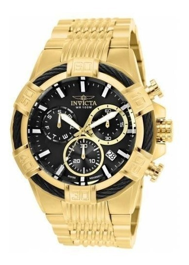 Relógios Invicta Bolt 25867 Ouro 18k