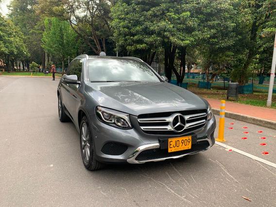 Mercedes Benz Glc 250 4matic Gasolina 2018