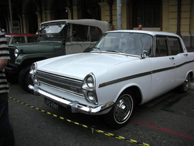 Simca Esplanada 1968