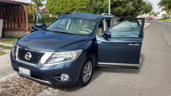 Nissan Pathfinder 3.5 Advance