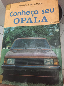 Livro Digital Conheça Seu Opala Chevrolet Envio Grátis