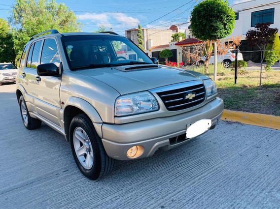 Chevrolet Tracker C Cd Suv Aa Ee 4x2 Mt 2008