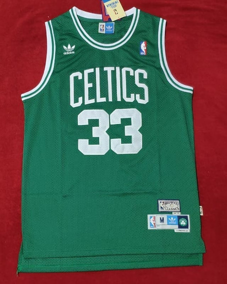 Bird #33 Boston Celtics Retro - A Pedido