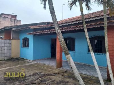 Lindo Imóvel Lado Praia Com 2 Dormitórios À Venda, 67 M² Por R$ 180.000 - Flórida Mirim - Mongaguá/sp - Ca3389