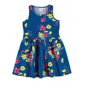 7b6c9fe401a9 Vestido Estampados Floral Malwee - Calçados, Roupas e Bolsas com o ...