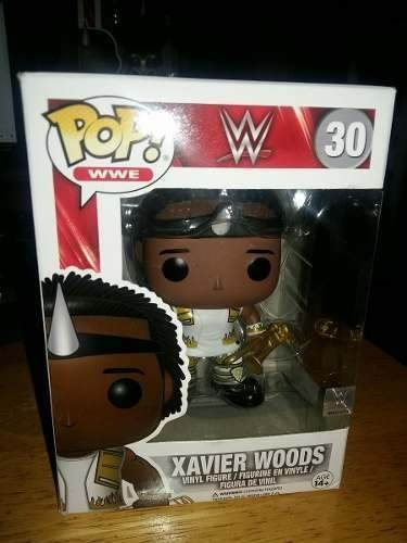 Funko Pop! Wwe Xavier Woods #30  Envio Gratis