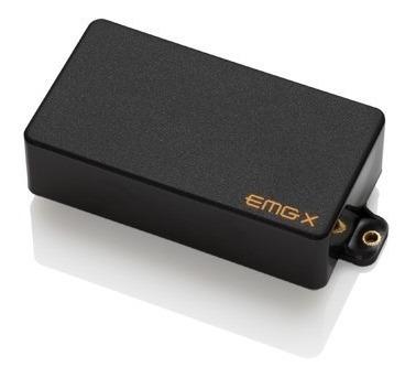 Micrófono Activo P/ Guitarra Eléctrica Emg 60 X Pastilla Mic