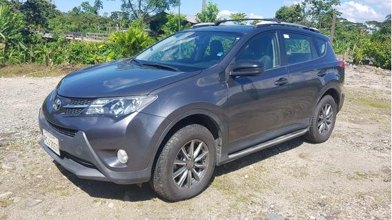 Toyota Rav4 2.5 Vvt-i 2014 Único Dueño
