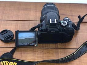 Camera Semi-profissional Nikon D-5100