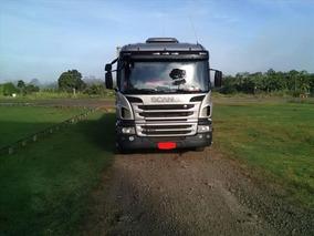 Scania P310 8x2 Bitruck 13/13 Prata